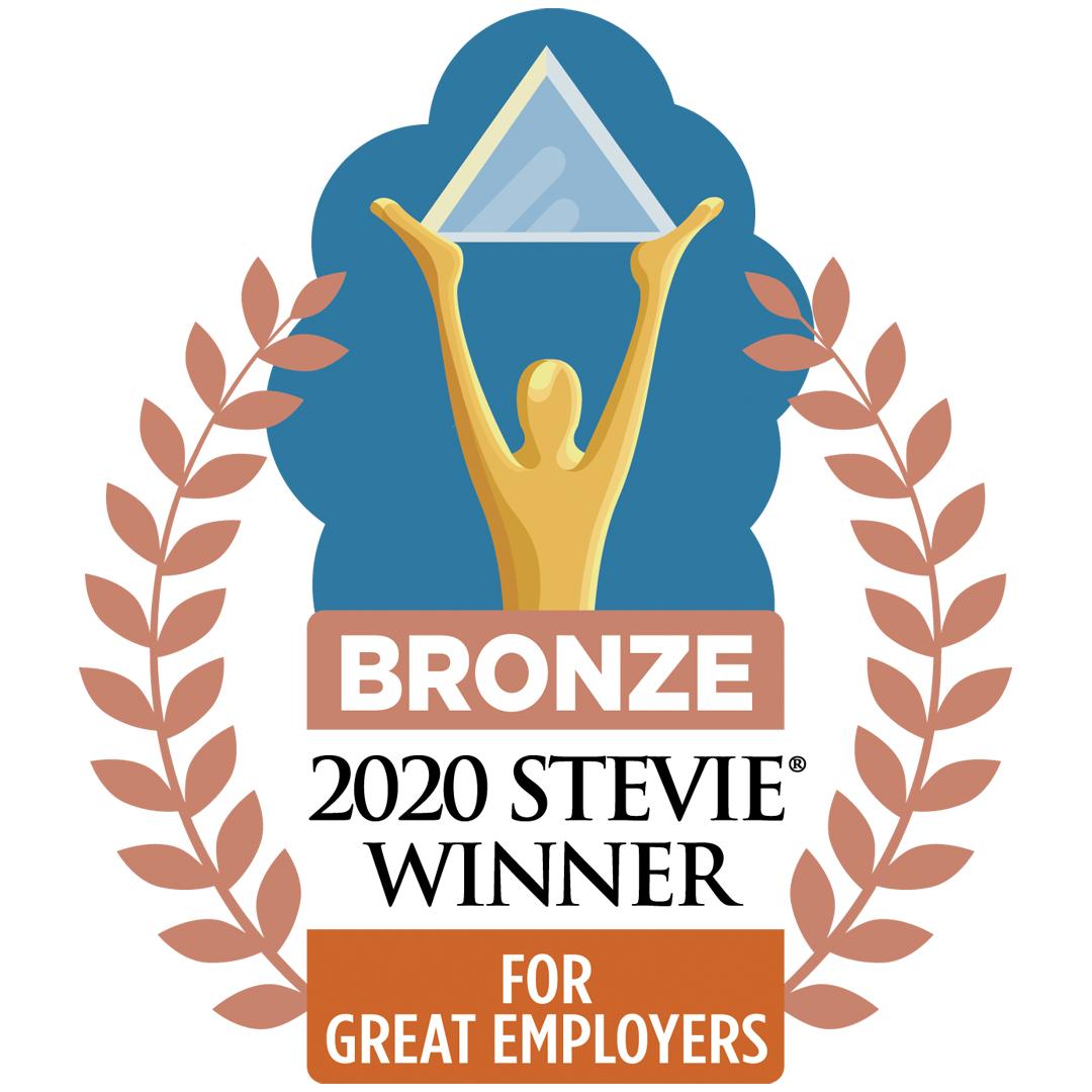 Stevie Awards 2020 - Bronze