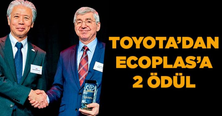 Toyota'dan Ecoplas'a 2 Ödül